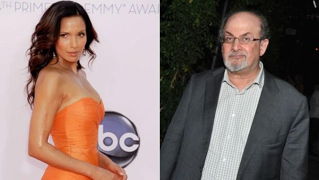 Padma Lakshmi: Why I married Salman Rushdie | Australian ...