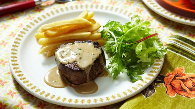 Steak diane recipe | Australian Women's Weekly