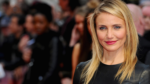 Cameron Diaz doesn't think three is a crowd