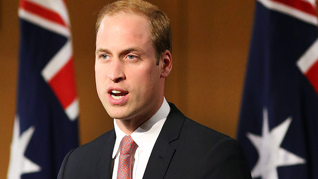 Wills gives glowing speech at Parliament House