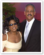 Oprah and Stedman