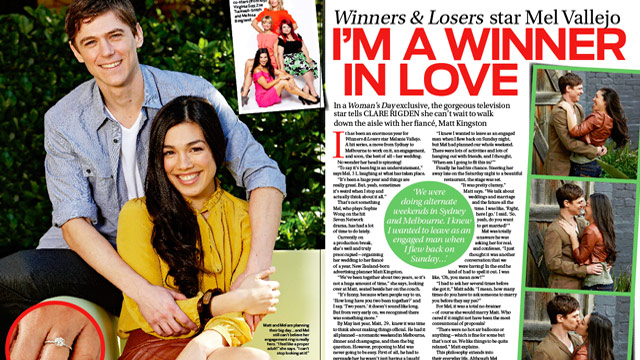 <i>Winners and Losers</i> star Mel Vallejo: I'm a winner in love