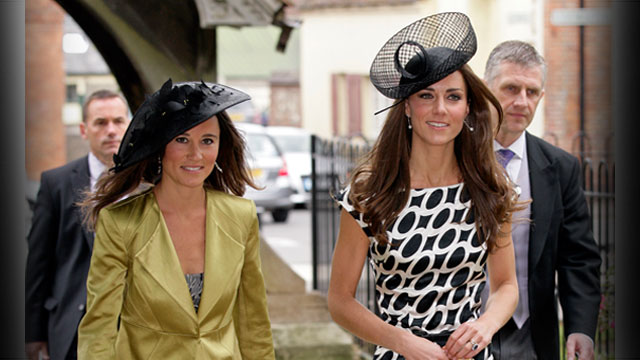 Kate VS Pippa: Royal rivals