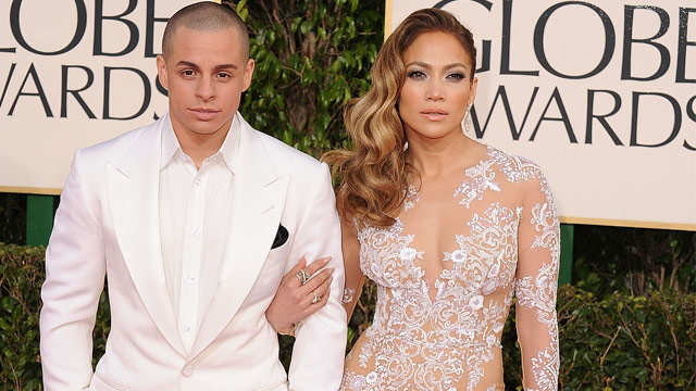 Cougar crisis: Jennifer Lopez admits she is insecure about her toy boy lover