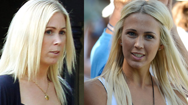 Bec Hewitt's body double: It's her sister!