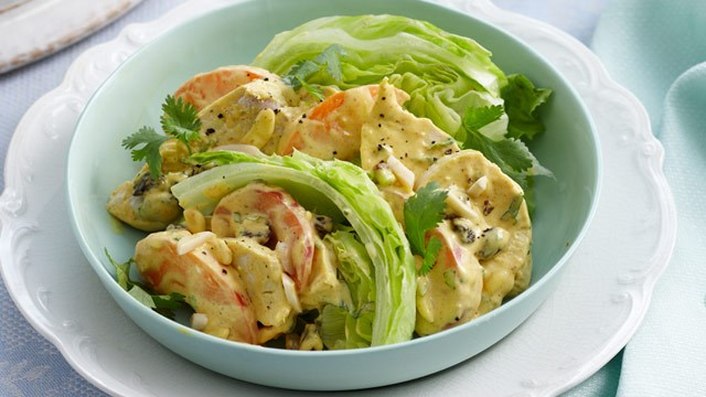 coronation chicken salad chicken recipes good housekeeping salad ...