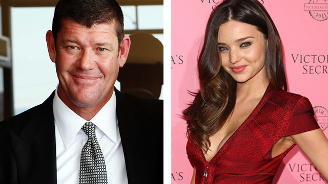 James Packer & Miranda Kerr: Hottest Aussie hook-up ever!