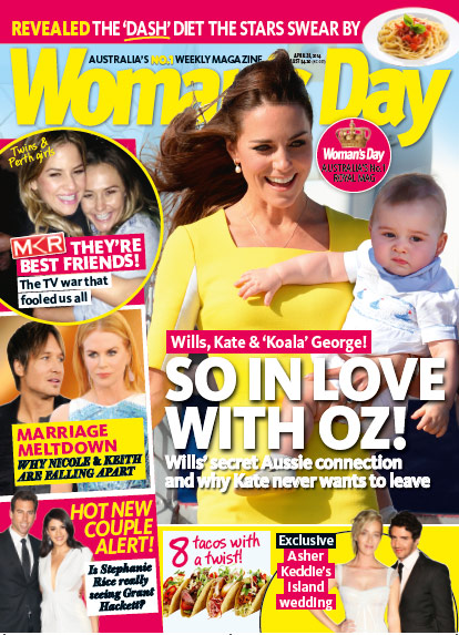 Woman's Day - Latest issue