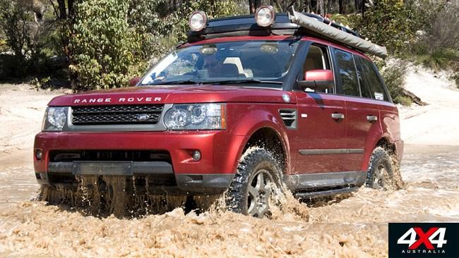 Custom Range Rover Sport
