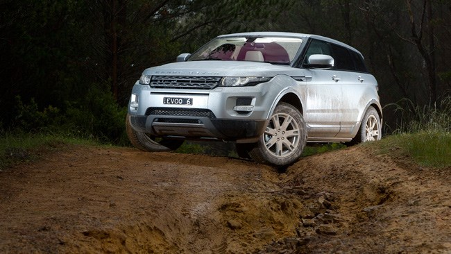 range rover evoque test. Black Bedroom Furniture Sets. Home Design Ideas