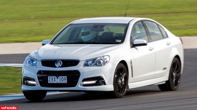 Holden Commodore SS-V Redline 2013: Review