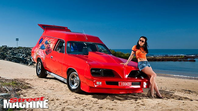 Custom Vans Of The 70s For Sale | Autos Post