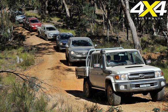 Small 4x4 Australia The 4x4 Australia Ute