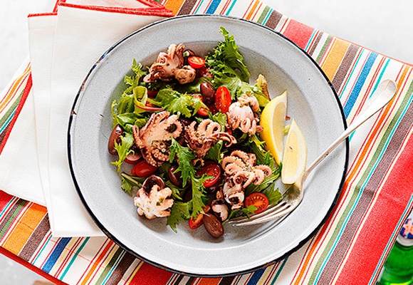 Sensational spring and summer salads