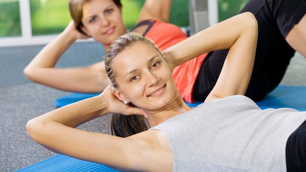 Winter woes: tips for keeping fit indoors