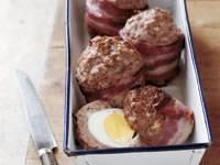 Jill Dupleix's baked scotch eggs