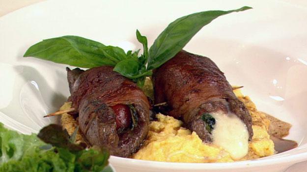 Beef Involtinis With Creamy Polenta Australian Women S