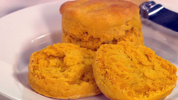 Pumpkin scones recipe | Australian Women's Weekly