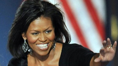 An intimate interview with Michelle Obama