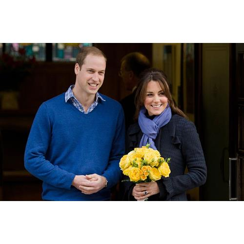 No Royal Twins: William And Kate Confirm One Baby Due In