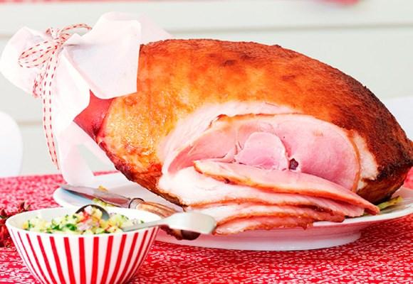 **Pineapple glazed ham**. [](http://www.aww.com.au/food/recipes/2011/9/pineapple-glazed-ham): [object Object]