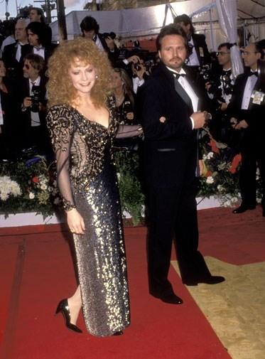 Reba McEntire in 1991.