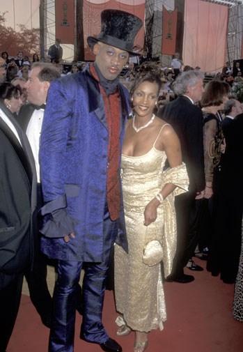 Dennis Rodman in 1999.