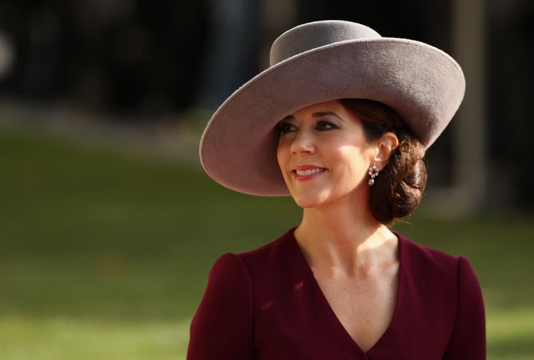Princess Mary in October 2012.