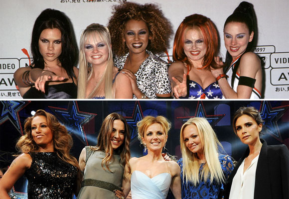 Spice Girls to Spice Women: 18 years of fame