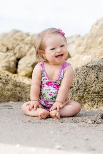 Valentina, 10 months, is from Miami, Florida.