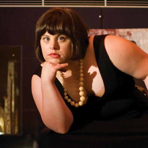 Australia's own Logie-winning actress Tracie Sammut.