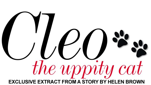 Exclusive extract Cleo: How An Uppity Cat Helped Heal A Family