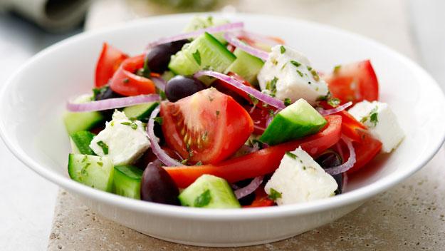 greek salad greek infused quinoa salad tzatziki greek cucumber salad ...