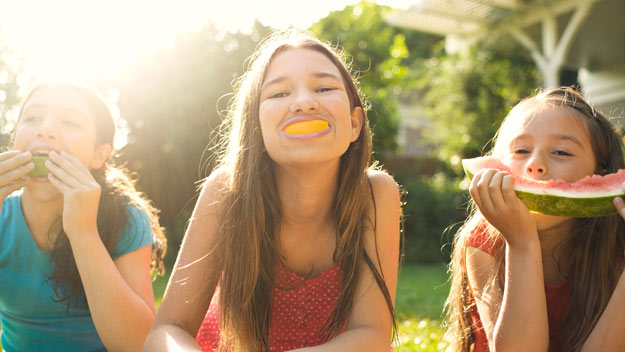 how to stay healthy as a teenager
