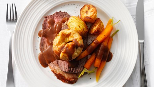 how to cook 2kg bolar roast beef