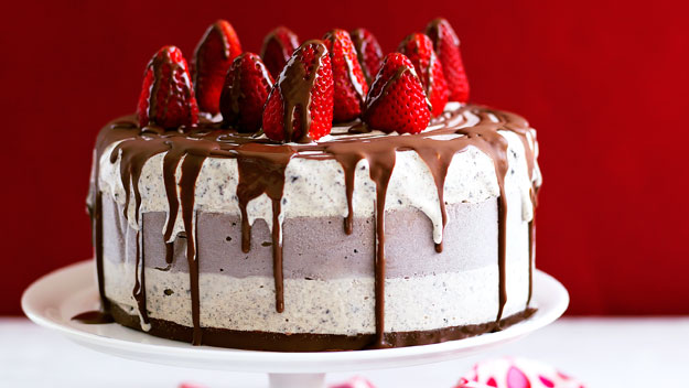 Women S Weekly Celebration Christmas Cake Recipe