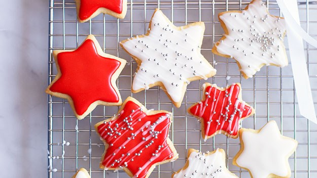 Decorated Christmas Cookies Recipe Food To Love