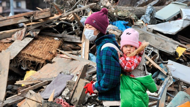 How to help your kids deal with disasters