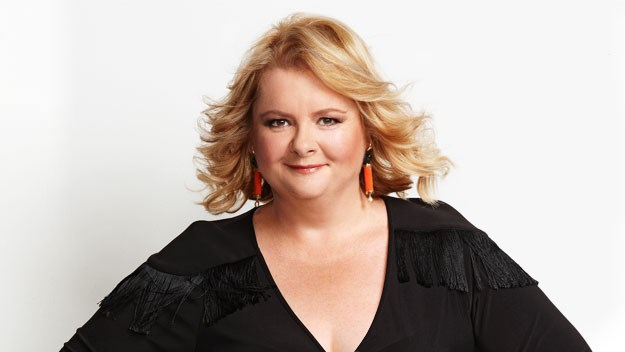 Behind-the-scenes at Magda Szubanski's cover shoot