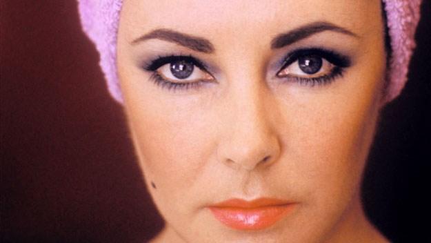 Elizabeth Taylor's lovely lashes a 'genetic mutation'