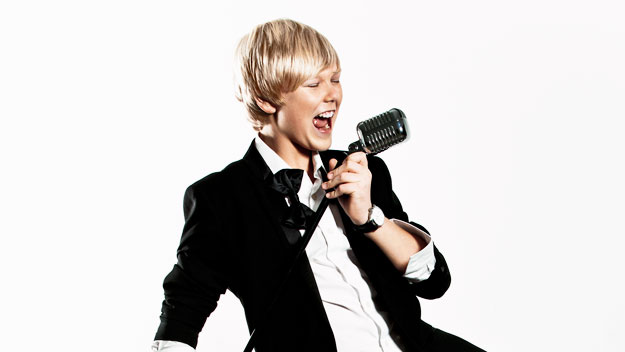 Jack Vidgen: Australia's answer to Justin Bieber