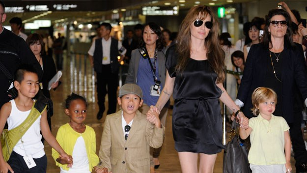 Angelina Jolie's adoption guru on rehoming 10,000 kids
