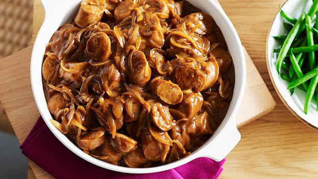 Sausage casserole recipe | Australian Women's Weekly