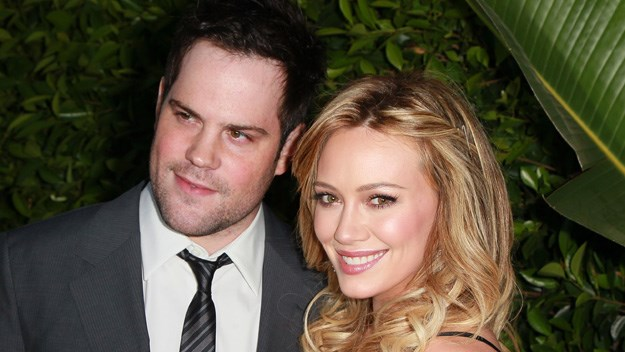 Hilary Duff dropped from movie due to pregnancy