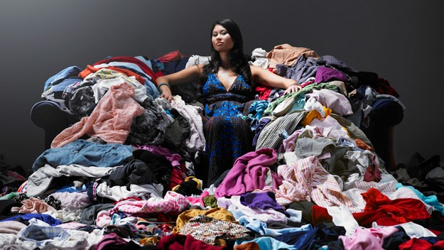 Seven ways to de-clutter your life