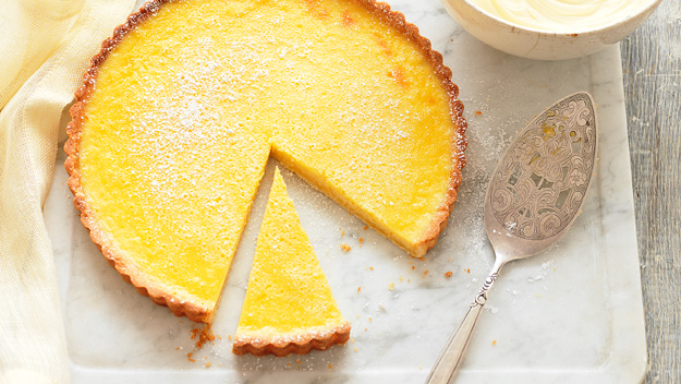 Lemon tart recipe | Australian Women's Weekly