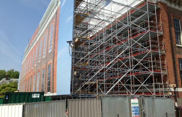 Kensington Palace: Renovating for a royal baby