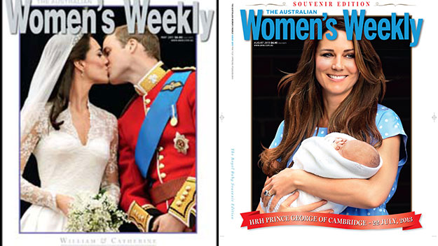 The Weekly's royal baby souvenir edition