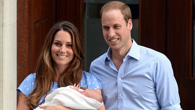 Prince George's Godparents announced