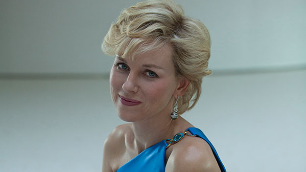 Naomi Watts: 'Diana gave me permission to play her'
